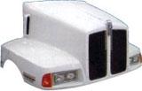 cofre camion,cofre T-600-B, cofre camion fibra de vidrio